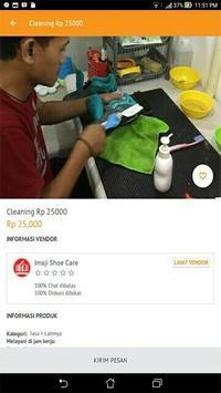Imaji Shoe Care screenshot 1
