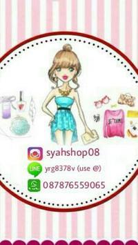 Syahshop08 poster
