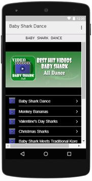 Baby Shark Dance | Video Terpopuler poster