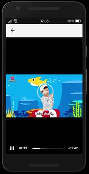 Baby Shark Dance | Video Terpopuler apk screenshot