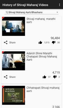 Shivaji Maharaj History Video poster