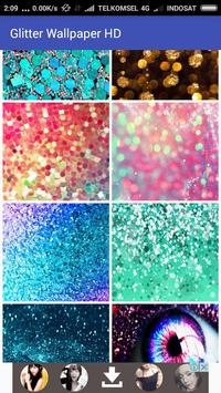 Glitter Wallpaper HD apk screenshot