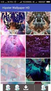 Hipster Wallpaper HD apk screenshot