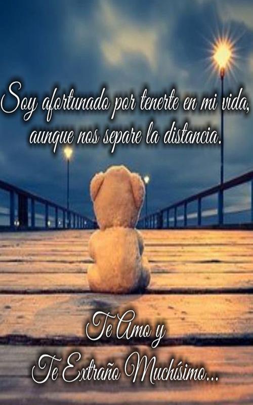 Frases De Amor A La Distancia For Android Apk Download