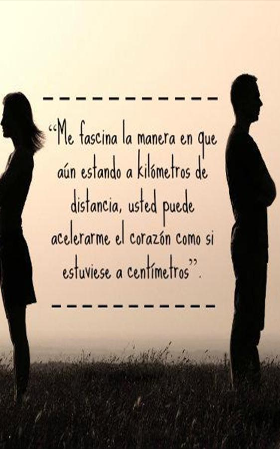Frases De Amor A La Distancia For Android Apk Download