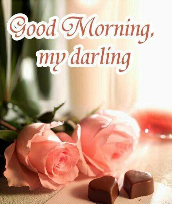 Good Morning My Love Gif For Android Apk Download