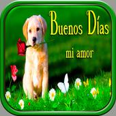 Imagenes De Buenos Dias Animadas icon
