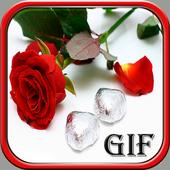 Rosas Fondo de Pantalla ▬ Rosas Gif. icon