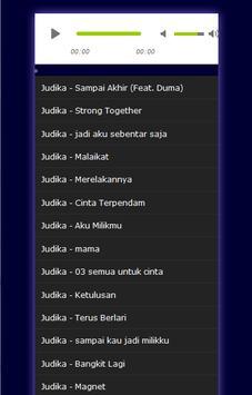 "Judika ""Sampai Akhir"" Terhits mp3 apk screenshot"
