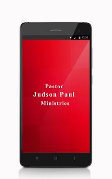 Judson Paul Ministries poster
