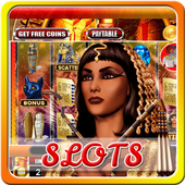 Cleopatra Slots Machines 2k18 icon