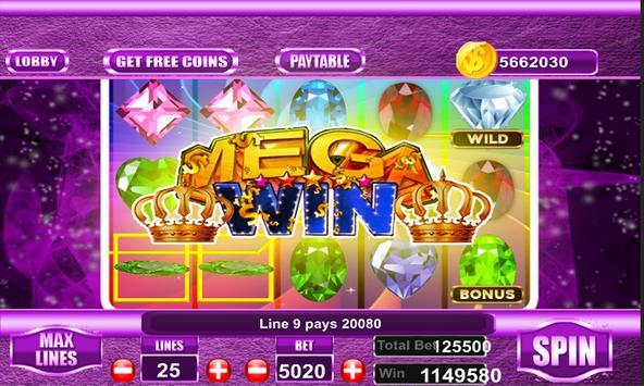 Free Bejeweled slot machine screenshot 15
