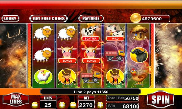 Planet Moolah Slot 2018 screenshot 7