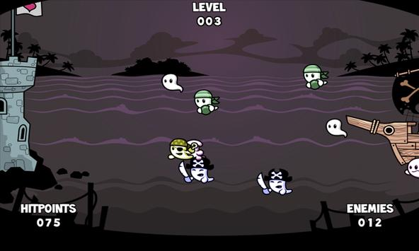 Ship of Ghosts apk screenshot