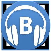Музыка ВКонтакте ВК icon