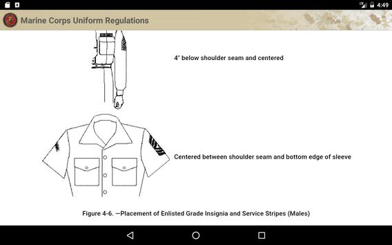 Marine Uniform Regulations for Android - APK Download