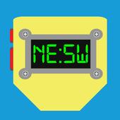 Directions Per Minute icon