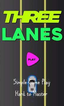 Three Lanes poster