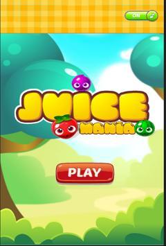 Juice Mania apk screenshot
