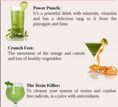 juicing for health recipes screenshot 15