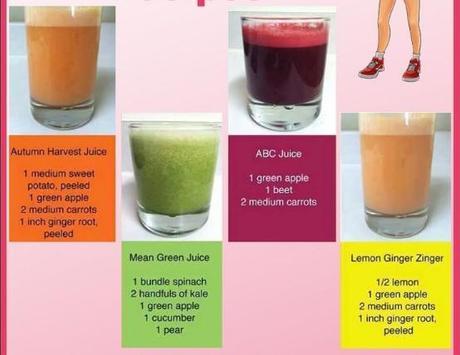 juicing for health recipes screenshot 3
