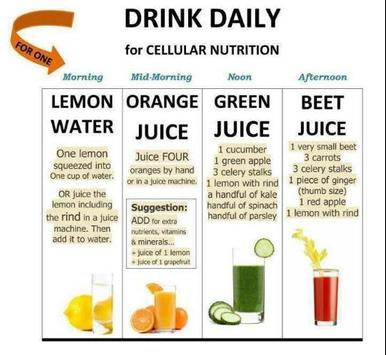 juicing for health recipes screenshot 4