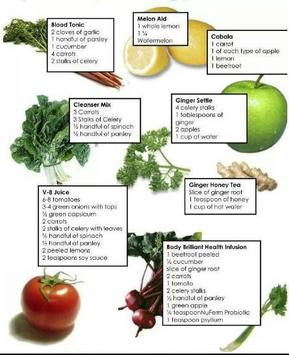 juicing for health recipes screenshot 7