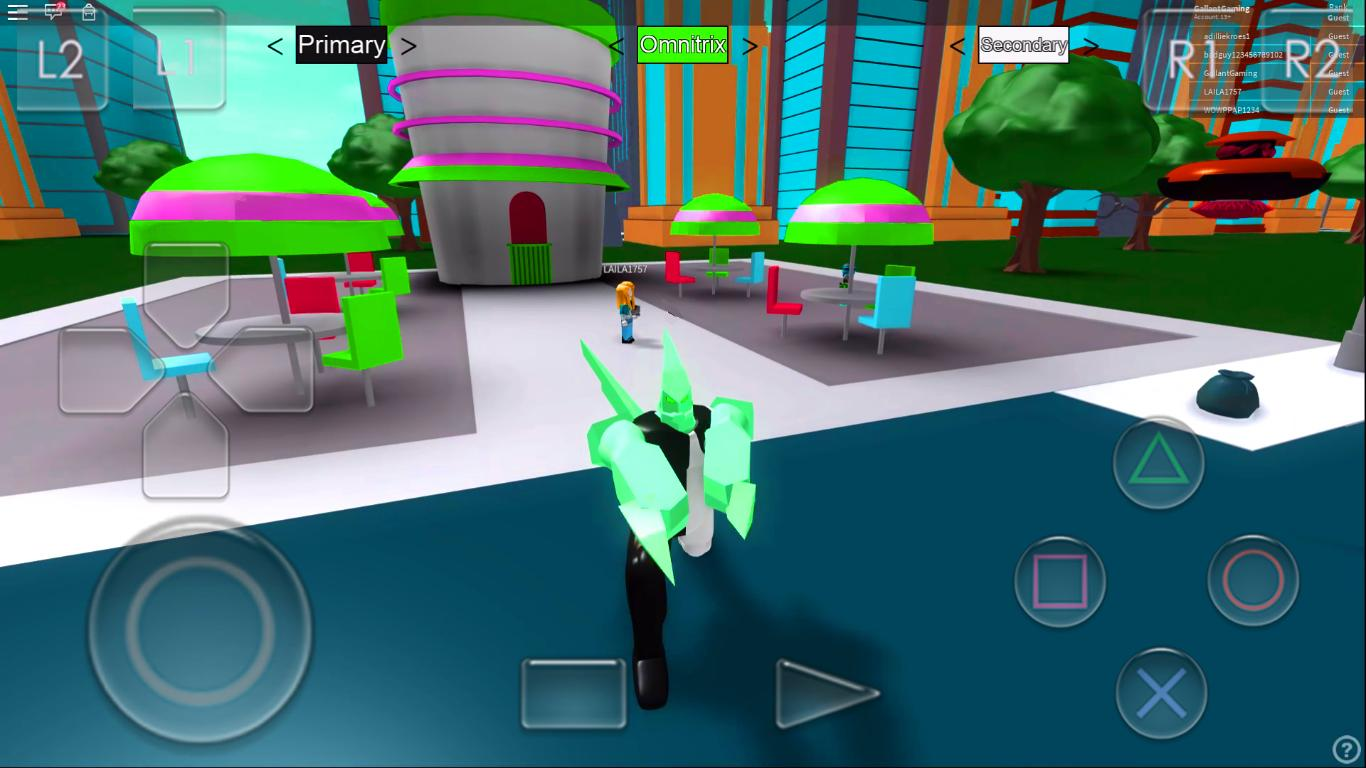 Guide Roblox Ben 10 Evil For Android Apk Download New Guide For Ben 10 N Evil Ben 10 Roblox For Android Apk Download