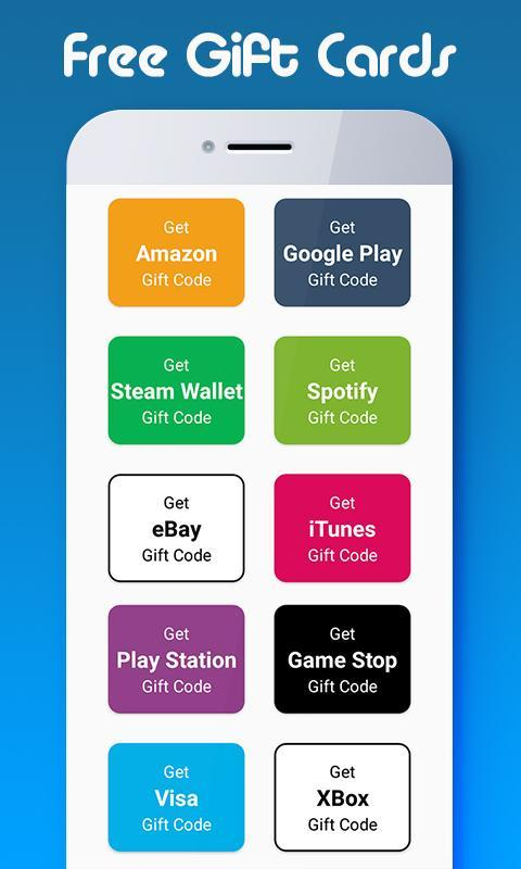 app to get free gift cards on android