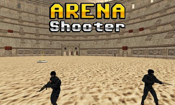 Arena Shooter poster