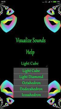 Visual Sounds 3D Music Visualizer apk screenshot