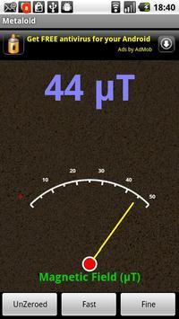 Metaloid Field Detector poster