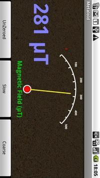 Metaloid Field Detector screenshot 1