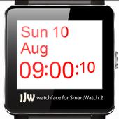 JJW Simplicity Watchface 1 SW2 icon