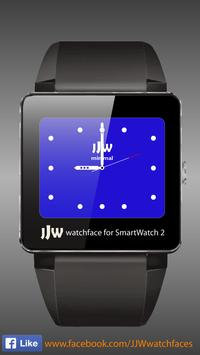 JJW Minimal Watchface 7 SW2 apk screenshot