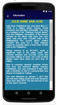 Julie Anne San Jose - Song And Lyrics screenshot 5