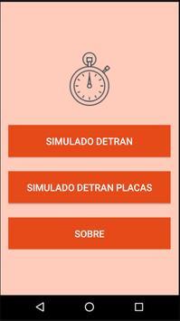 Simulado Prova Detran 2019-poster