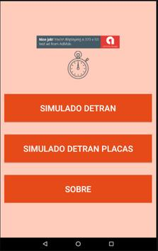 Simulado Prova Detran 2019 screenshot 4