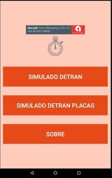 Simulado Prova Detran 2019 screenshot 6