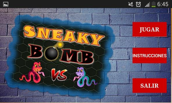 SneakyBomb Z screenshot 5