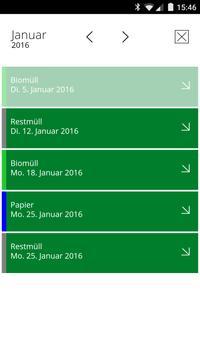 INKB Abfall Planer apk screenshot