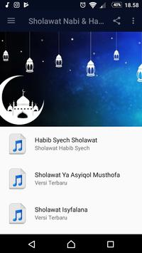 Sholawat Nabi & Habib Syech Terbaru poster