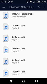 Sholawat Nabi & Habib Syech Terbaru apk screenshot