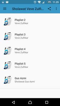 Sholawat Veve Zulfikar - Isyfalana apk screenshot