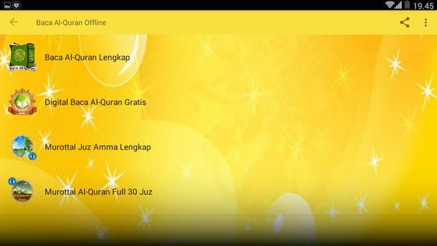 Belajar Mengaji Offline screenshot 2