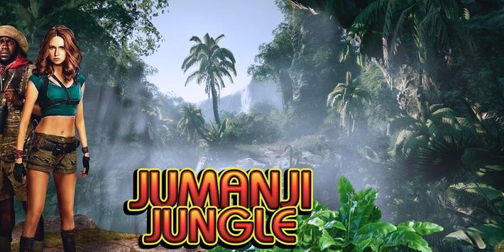 Jumanji Jungle Game apk screenshot