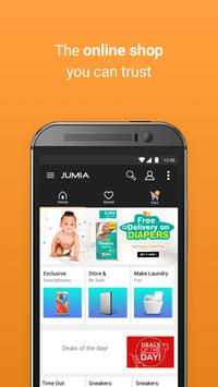 JUMIA Online Shopping poster