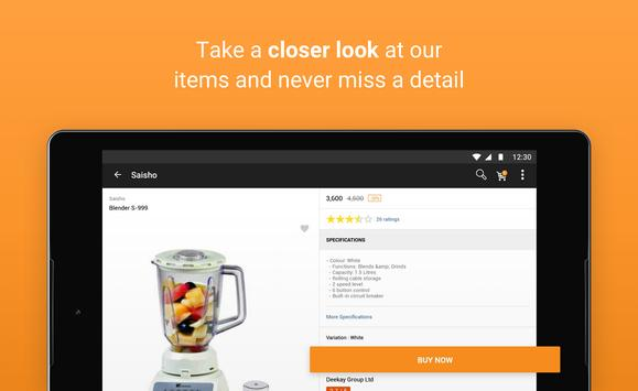 JUMIA Online Shopping apk screenshot