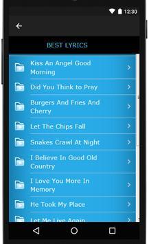Charley Pride Songs & Lyrics, latest. screenshot 3