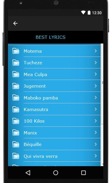 Ferre Gola Songs & Lyrics, latest  for Android - APK Download